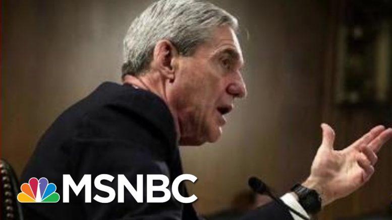 Politico: DOJ Tells Robert Mueller To Limit His Testimony | Hardball | MSNBC 1