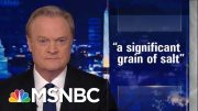 Tensions Escalate With Iran | The Last Word | MSNBC 5