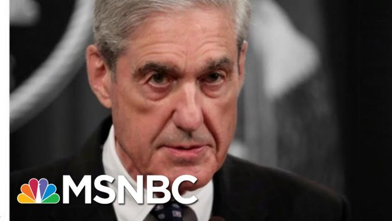DOJ Warns Mueller: Keep Your Testimony To The Report | The 11th Hour | MSNBC 1