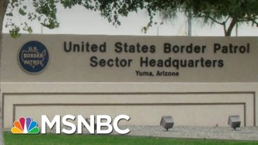 Migrant Boy Describes Harsh Conditions At Yuma Border Detention | Rachel Maddow | MSNBC 6