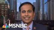 Full Krishnamoorthi: Want To Get Mueller To Speak 'Rather Than Give Speeches' | MTP Daily | MSNBC 3