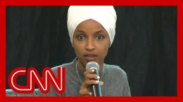 Rep. Omar calls audience member's question 'appalling' 7