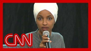Rep. Omar calls audience member's question 'appalling' 6