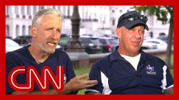Jon Stewart's response to lawmaker's 'very busy' claim 6