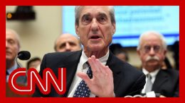 Robert Mueller asked if Trump was totally exonerated 6