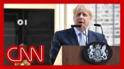 Hear Boris Johnson's first speech as UK Prime Minister 5