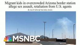 Migrant Teen Describes Harsh Conditions At Facility | Morning Joe | MSNBC 8