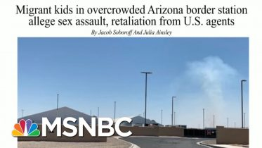 Migrant Teen Describes Harsh Conditions At Facility | Morning Joe | MSNBC 10