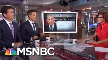 Could Democrats Be Disappointed By Mueller's Testimony? | Velshi & Ruhle | MSNBC 1