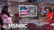 Why Most Rape Victims Stay Quiet Instead Of Reporting It | Velshi & Ruhle | MSNBC 4