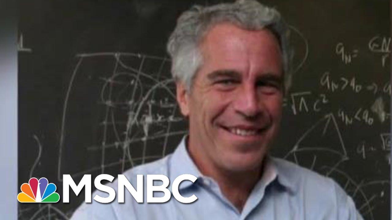 New York Magazine Studies Elite NYC Circle That Surrounded Epstein   Velshi & Ruhle   MSNBC 1