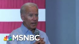 Biden Rolls Out Criminal Justice Reform Plan Ahead Of Second Debates | MTP Daily | MSNBC 9