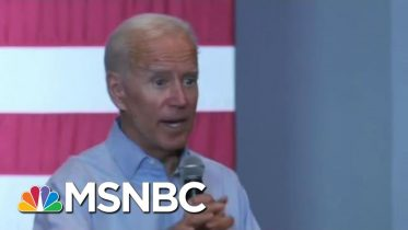 Biden Rolls Out Criminal Justice Reform Plan Ahead Of Second Debates | MTP Daily | MSNBC 10