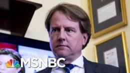 Don McGahn Is In The 'Main Cast' Of The Mueller Movie | Deadline | MSNBC 4