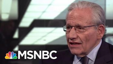 Woodward: Trump's Not Nixon, But He Tried To 'Strangle' Probe | The Beat With Ari Melber | MSNBC 1