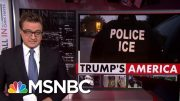 American Held By Immigration Released After Three Weeks | All In | MSNBC 3