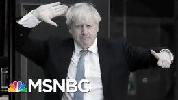 Boris Johnson, The Britain Trump | All In | MSNBC 8