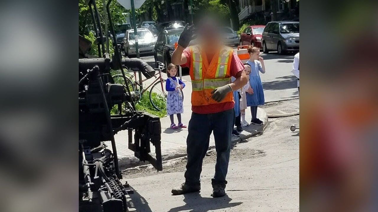 Montreal police investigating after several children sprayed with tar 1