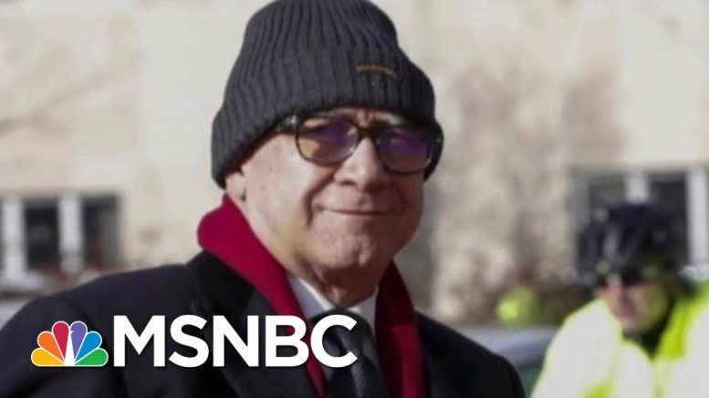 Another Former Donald Trump Aide Convicted; Mike Flynn Strategy Suffers Blow   Rachel Maddow   MSNBC 1