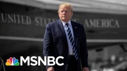 Protecting Trump, GOP Has Left U.S. Natl. Security 'Fundamentally Damaged' | The 11th Hour | MSNBC 6