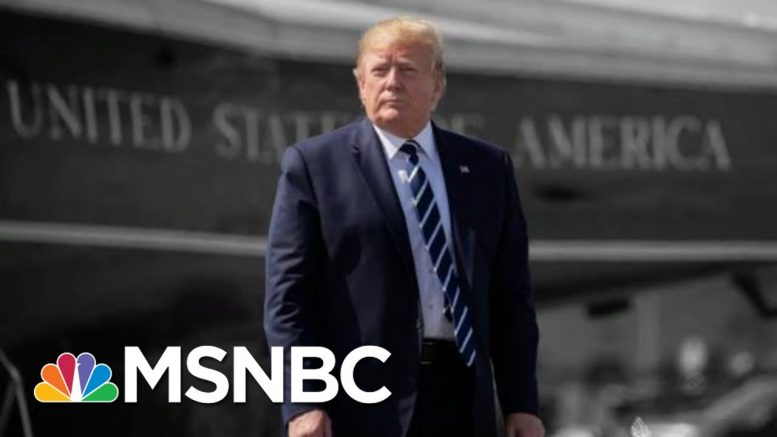 Protecting Trump, GOP Has Left U.S. Natl. Security 'Fundamentally Damaged' | The 11th Hour | MSNBC 1