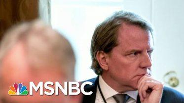 Don McGahn Next Target For House Democrats | Morning Joe | MSNBC 6