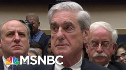 Claire McCaskill: Robert Mueller Cautious And Careful, Refreshing In Today's Politics | MSNBC 4