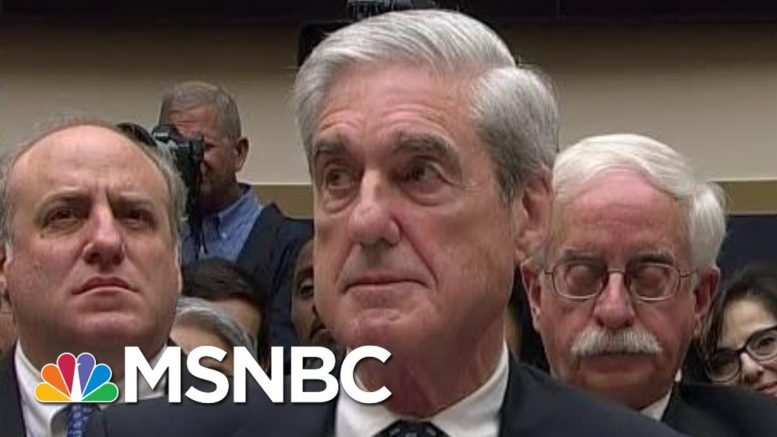 Claire McCaskill: Robert Mueller Cautious And Careful, Refreshing In Today's Politics | MSNBC 1
