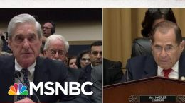 Robert Mueller Testifies Under Oath That His Report Does Not Exonerate President Trump | MSNBC 2