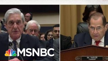 Robert Mueller Testifies Under Oath That His Report Does Not Exonerate President Trump | MSNBC 6