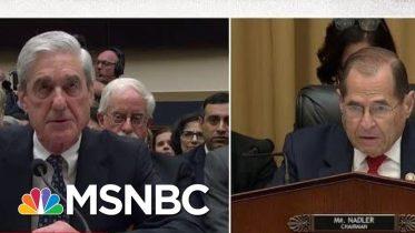 Robert Mueller Testifies Under Oath That His Report Does Not Exonerate President Trump | MSNBC 7
