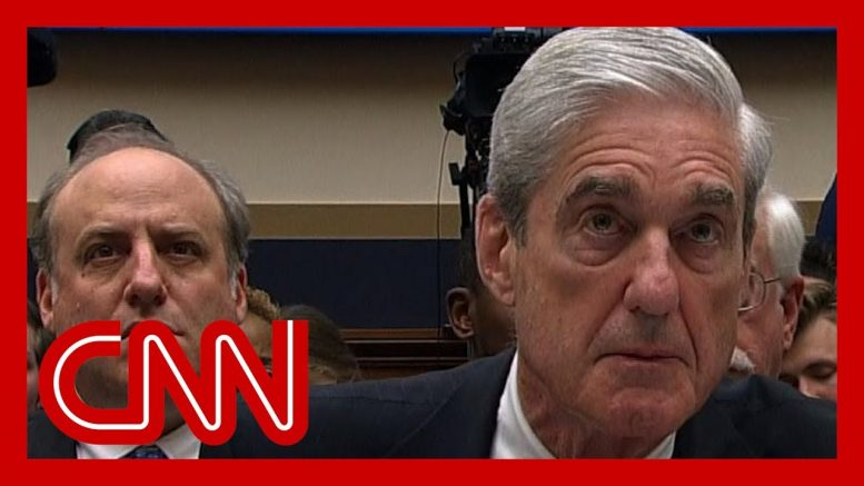 Robert Mueller: Russians are interfering 'as we sit here' 1