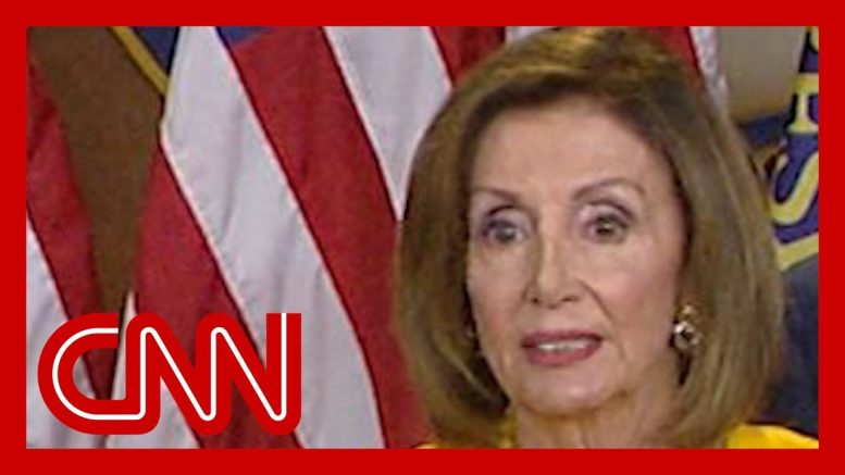Pelosi: We have several considerations on impeachment 1