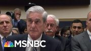 Mueller Says 'I Take Your Question' To Gohmert's Accusations Of Perpetuating 'Injustice' | MSNBC 4