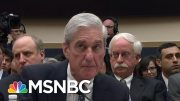 Mueller: Trump Asked Staff To Falsify Records To Protect Himself Related To Investigation | MSNBC 5