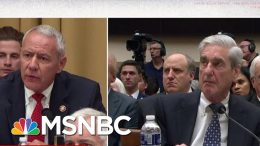 Mueller: President Trump Could Be Criminally Charged With Obstruction After He Leaves Office | MSNBC 1