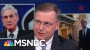 Chuck Rosenberg On Robert Mueller Testimony: The Book Was Better Than The Movie | MSNBC 2