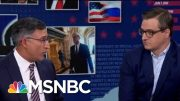 Hayes: Why Mueller's Tenor Differed Between Morning And Afternoon Sessions | MSNBC 3