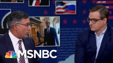 Hayes: Why Mueller's Tenor Differed Between Morning And Afternoon Sessions | MSNBC 6