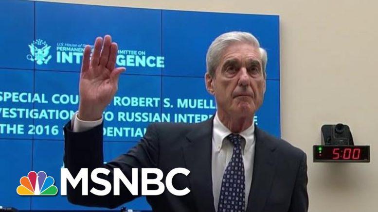 The Biggest Takeaways From Mueller's Testimony | Deadline | MSNBC 1