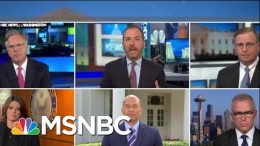 Democrats Struggle To Extract Report Highlights From Mueller During Testimony | MTP Daily | MSNBC 6