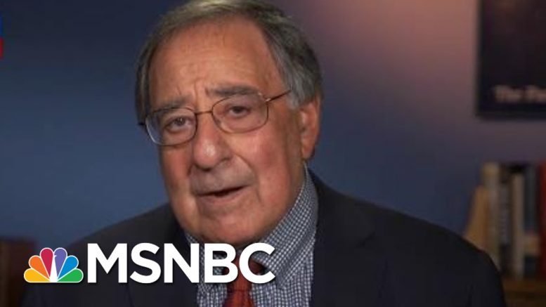 Leon Panetta: Trump Hasn't Acknowledged What Russia Did To Us | Hardball | MSNBC 1
