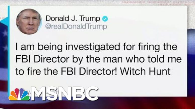 Turning Point? Watch Dems Say Mueller Proved Trump Is Guilty | The Beat With Ari Melber | MSNBC 1