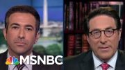 On Mueller Day, Trump's Lawyer Faces Questions Over Perjury | The Beat With Ari Melber | MSNBC 3