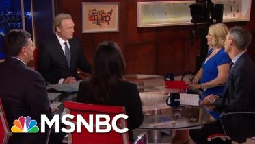 Panel: Plenty Of Evidence For Obstruction Of Justice   The Last Word   MSNBC 6