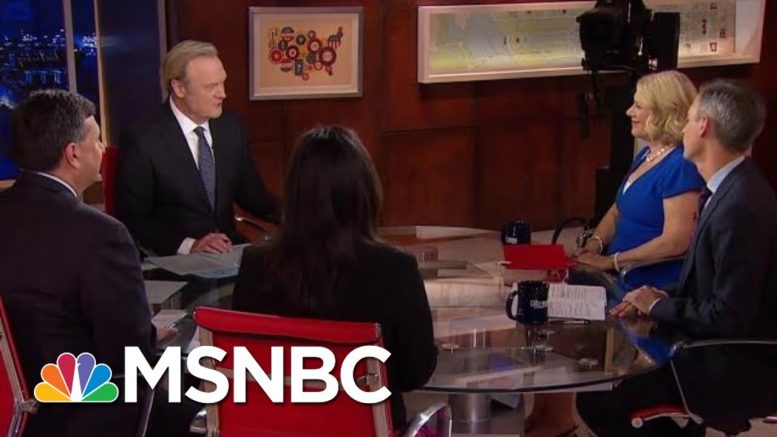 Panel: Plenty Of Evidence For Obstruction Of Justice | The Last Word | MSNBC 1