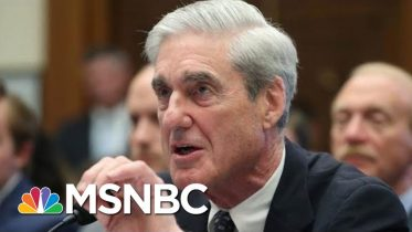 Mueller Testimony: What We Learned - The Day That Was | MSNBC 10