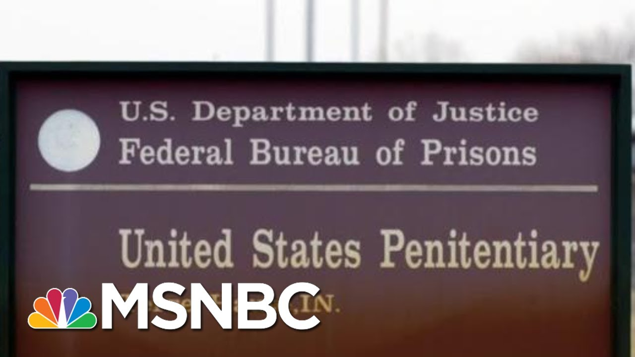 Federal Government To Resume Death Penalty After 16 Years | Hallie Jackson | MSNBC 1