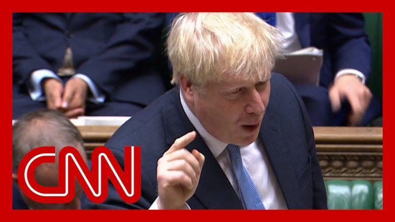Boris Johnson promises quick exit from Europe 1