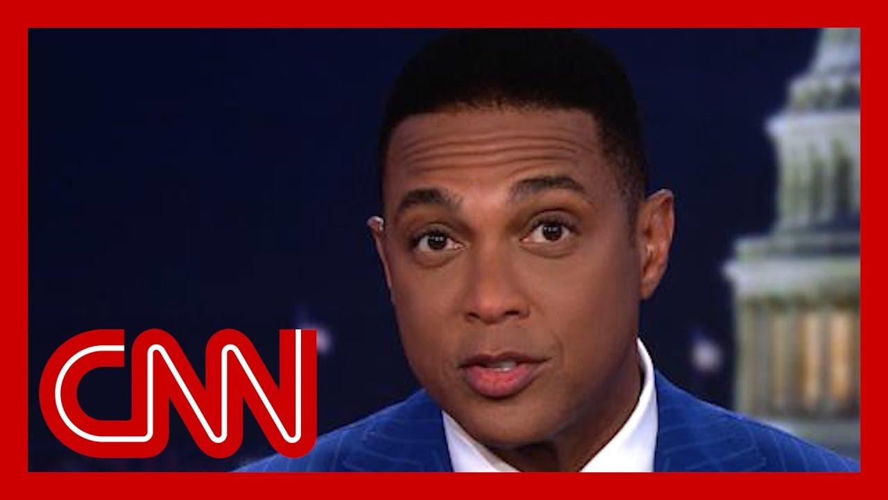 Don Lemon: What Trump said on Fox News is stunning 8
